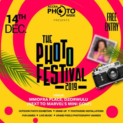 THE PHOTO FESTIVAL, ACCRA