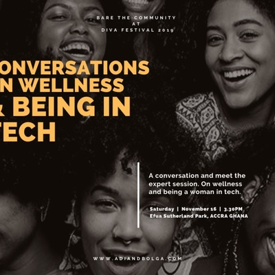 Conversations on wellness and being in tech