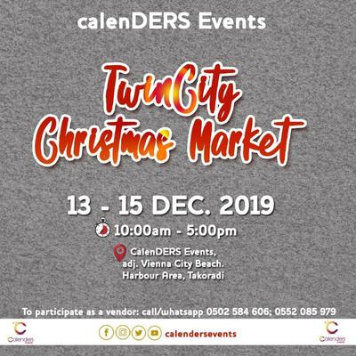 Twin City Christmas Market