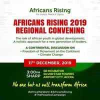 Africans Rising Regional Convening