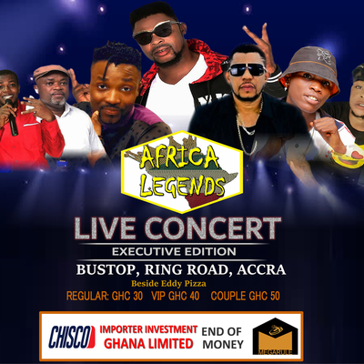 AFRICA LEGENDS LIVE CONCERT