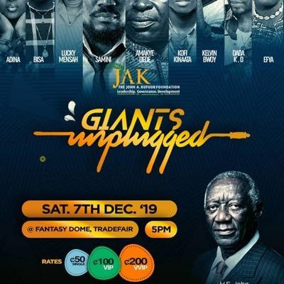Giants Unplugged