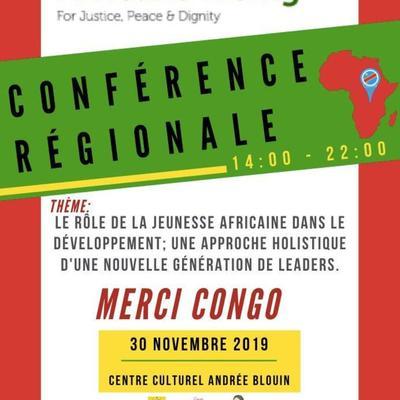 Rencontre Régionale Africans Rising