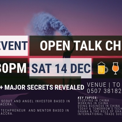 Open Talk China