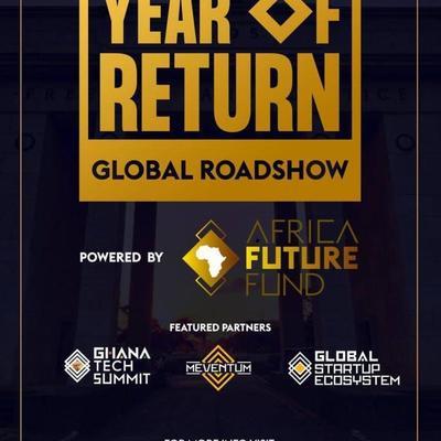 Ghana Tech Summit: Year of Return (Finale Ceremony)