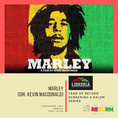 Marley (2012) Film Screening at Libreria Ghana