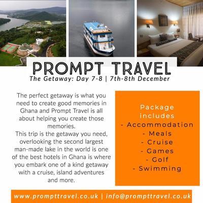 Experience Ghana: The Getaway