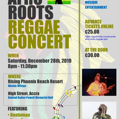 Afro Roots Reggae Concert