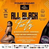 ALL BLACK PARTY