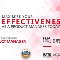 Maximise your effectiveness as a product manager today