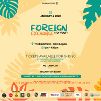 Foreign Exchange Day Party !!!!