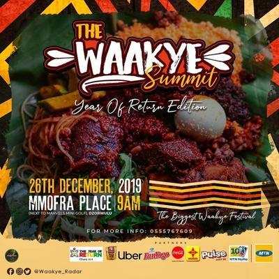 The Waakye Summit - Year of Return Edition