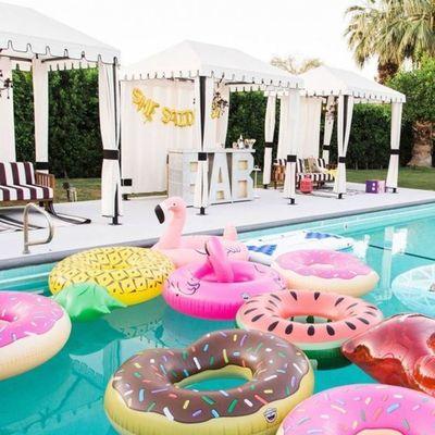 Meet & Greet Pool Bash
