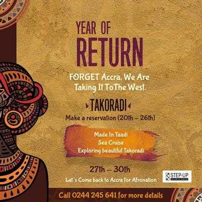 Experience the West (Takoradi)