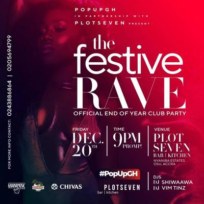 Festive Rave