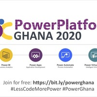 Power Platform Ghana 2020