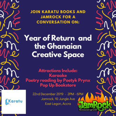 Karatu Books Panel Discussion & Karaoke