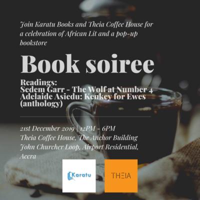 Karatu Books Soiree