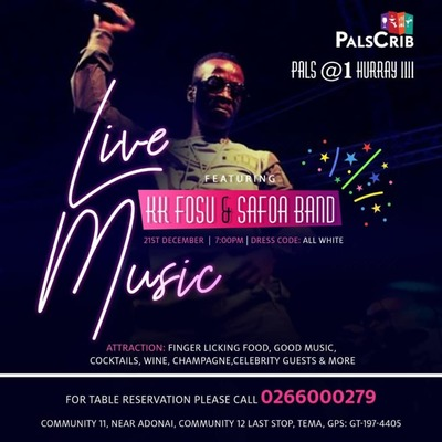 Live Music @ Palscrib