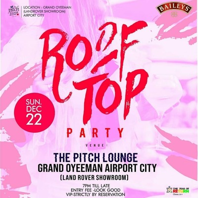 Roof Top Party