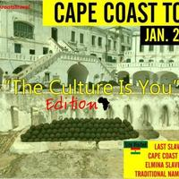 Cape Coast Day Tour