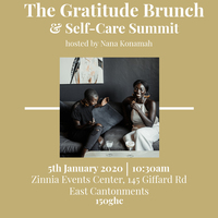 The Gratitude Brunch and Self-Care Summit