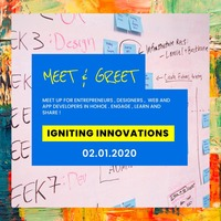 MEET AND GREET (Hohoe Innovators Edition)