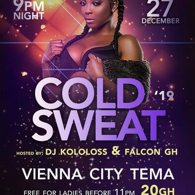 COLD SWEAT 19