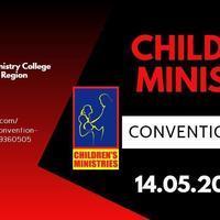 CHILDREN'S MINISTRIES CONVENTION 2020