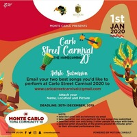 Carlo Street Carnival 2020
