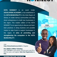 KETA KONNECT - DEVELOPERS ACADEMY
