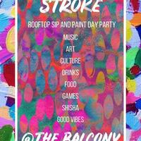Sip, Bubble + Stroke: The Sip + Paint Day Party