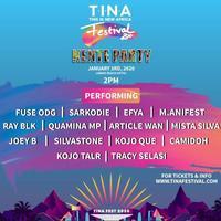 TINA Festival DAY 3 - Kente Party