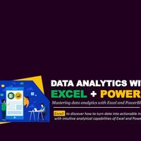 Data analytics with Microsoft Excel + PowerBI