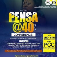 PENSA GHANA TERTIARY CONFERENCE