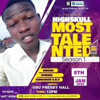 High school most talented and the hype Awards