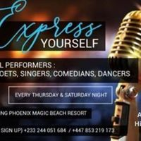 Express Yourself: Open Mic