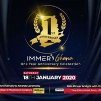 Immeri Ghana One Year Anniversary Celebration