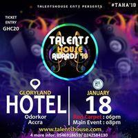 Talent House Media Awards 2019