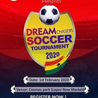 Dream chasers soccer tournament