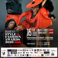 Odartey Style & Fashion Awards 2020