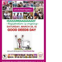 Good Deeds Day Health Screening & Fun Games