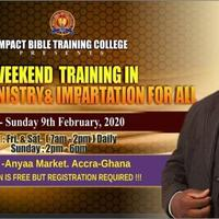Copy of ONE WEEKEND TRAINING IN APOSTOLIC MINISTRY & IMPARTATION FOR ALL