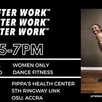 TWERK AFTER WORK - DANCE FITNESS CLASS