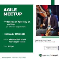 AGILE MEET UP