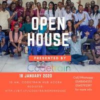 Codetrain Open House