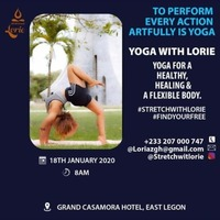 Yoga With Lorie