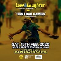 Love & Laughter and Yes I Can Games
