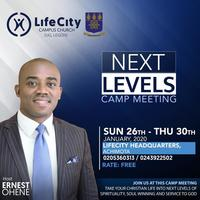 Next Levels Camp Meeting