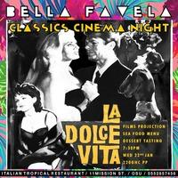 Bella Favela Cinema Night